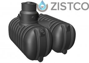 Zisterne Aqurir Black Line (BS) 5.000-10.000 ltr. Regenwassertank RIKUTEC -Made in GERMANY-
