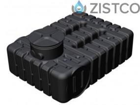 Zisterne Aquiri Flachtank (FT) Regenwassertank RIKUTEC -Made in GERMANY-